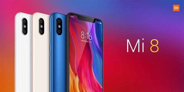 Xiaomi Mi 8 in Italia: foto, video, specifiche e prezzi