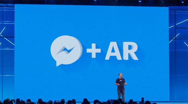 Messenger, filtri AR personalizzati per i brand