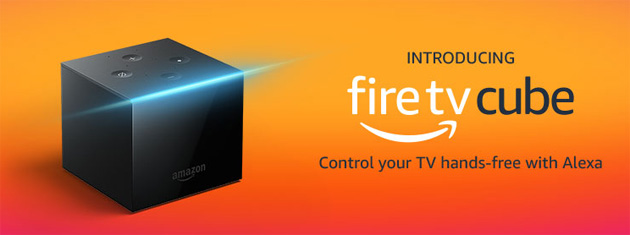 Amazon Fire TV Cube combina il meglio dei dispositivi Echo e Fire TV con Alexa