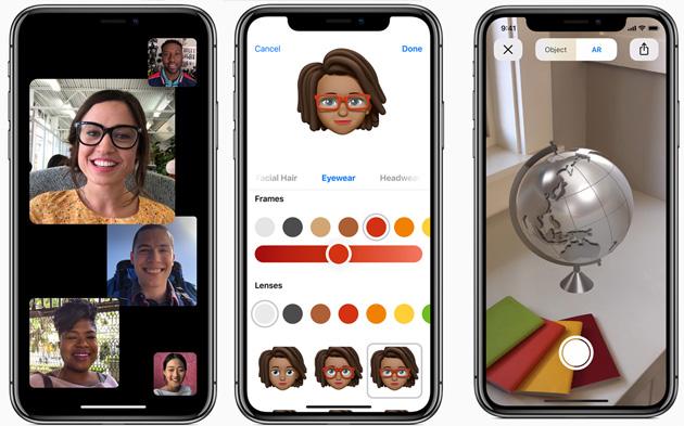 Apple iOS 12, le novita': Memoji, ArKit 2, Group FaceTime, Activity Reports, App Limits, Do Not Disturb