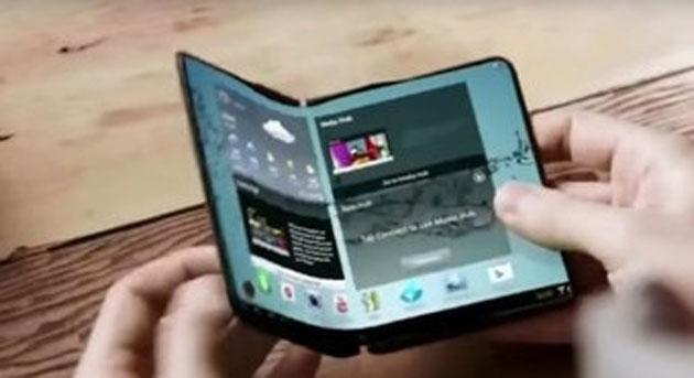 Lenovo e LG Display insieme per un tablet pieghevole