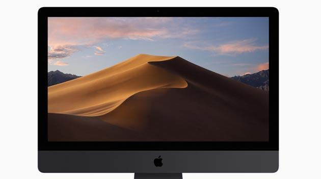 Apple macOS Mojave disponibile per MAC
