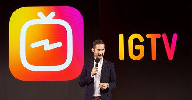 Foto Instagram lancia IGTV, nuova esperienza di video
