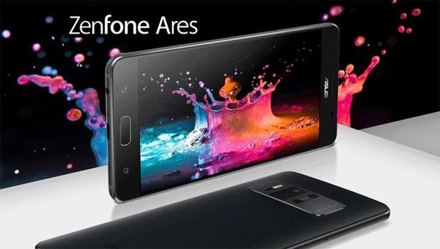 Asus ZenFone Ares, smartphone con display QHD e 8GB di RAM, AR e VR
