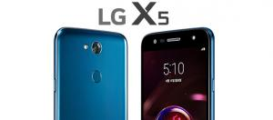 Lg X5 2018, smartphone con display 5.5 HD e batteria da 4500mAh
