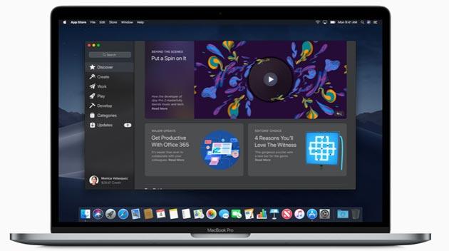 Apple rinnova il Mac App Store