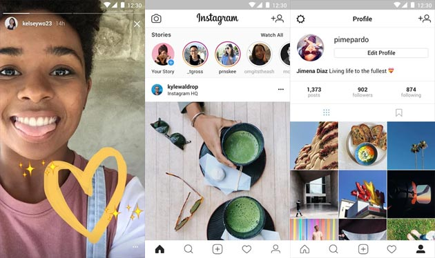 Instagram Lite in fase di test