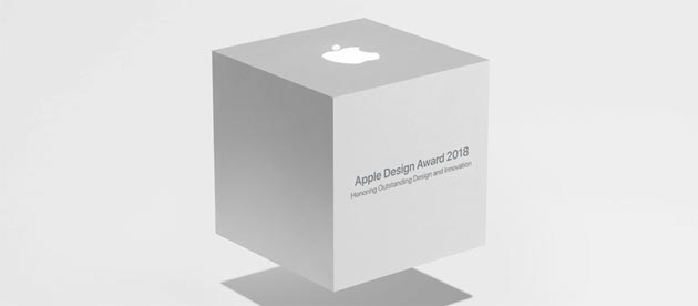Apple Design Awards 2018, le App col miglior Design secondo Apple
