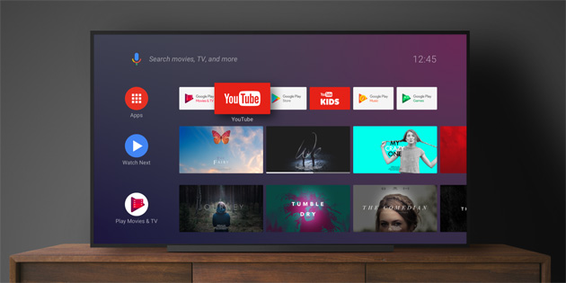 Foto Philips porta Android Oreo e Google Assistant nelle sue Android TV