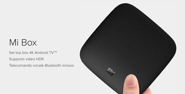 Xiaomi Mi Box si aggiorna ad Android Oreo