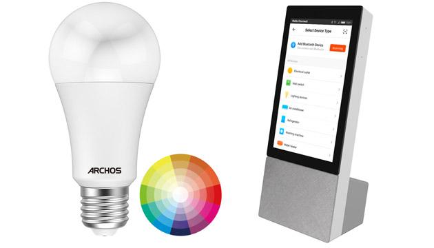 Archos Hello Connect, app per gestire gli oggetti connessi in casa