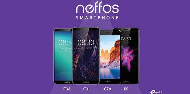 Neffos C9A, X9, C9 e C7A in Italia