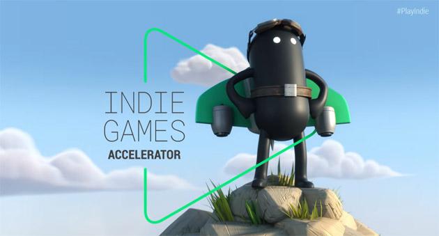 Google investe sugli sviluppatori indie di giochi per Google Play
