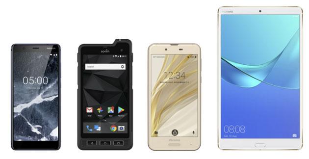 Android Enterprise Recommended, smartphone e tablet per aziende consigliati da Google