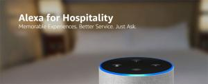 Alexa for Hospitality, Amazon porta il suo assistente vocale in Hotel e Alberghi