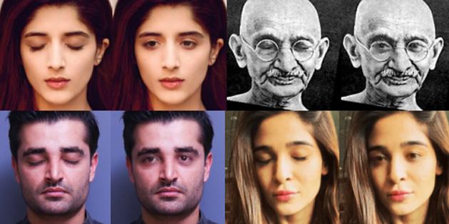 Facebook vuole aprire gli occhi chiusi nelle foto usando la IA