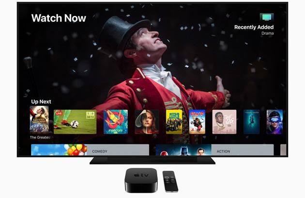 Apple tvOS 12 con Dolby Atmos: Novita' e come aggiornare