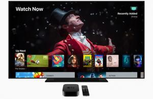 Apple tvOS 12, Dolby Atmos disponibile in Italia su iTunes