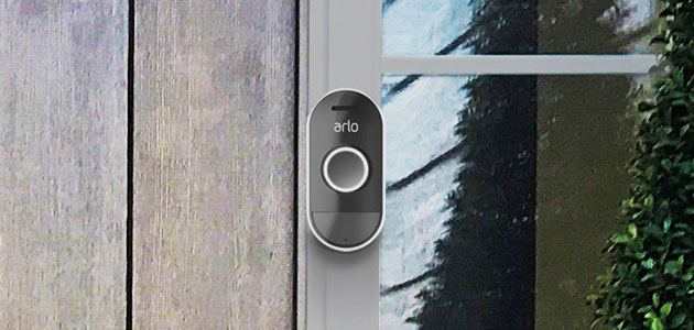 Foto Arlo Audio Doorbell e Arlo Chime in Italia