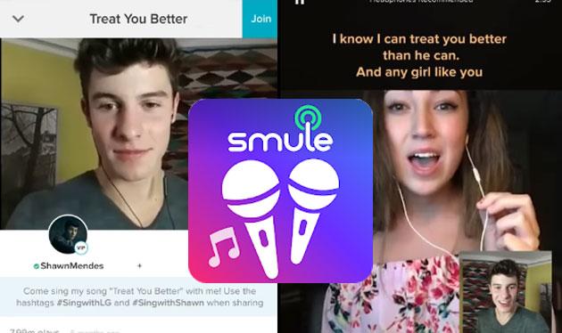 Smule, app per cantare con i propri artisti preferiti
