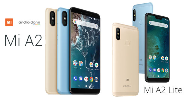 Xiaomi Mi A2 e Mi A2 Lite in Italia con Dual Camera e IA: Specifiche, Foto, Video e Prezzi
