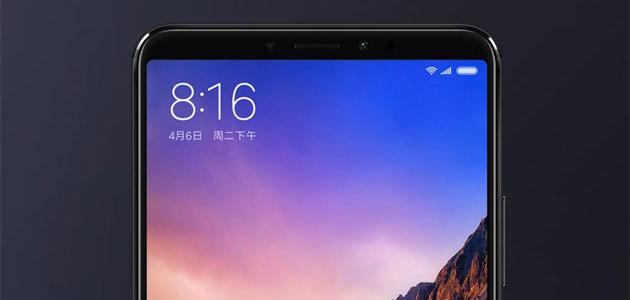 Xiaomi Mi Max 3 Pro arriva con Snapdragon 710