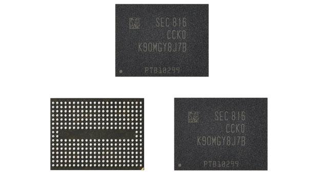 Samsung produce in massa memorie flash V-NAND di 5a generazione