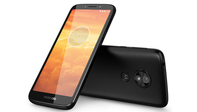 Motorola Moto E5 Play Android Go Edition