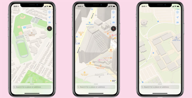 Apple Mappe riparte da zero anche coi dati raccolti dagli iPhone degli utenti