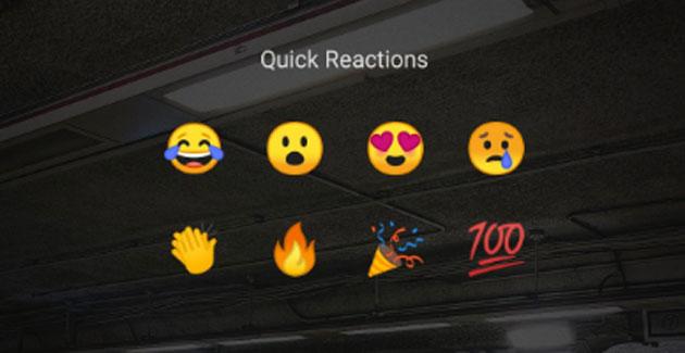 Instagram testa le reazioni come su Facebook