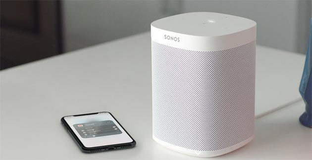 Apple AirPlay 2 su Sonos