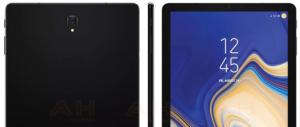 Samsung Galaxy Tab S4, specifiche al completo rivelate