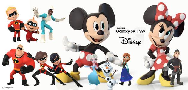 Galaxy S9, Emoji AR anche di Zootropolis