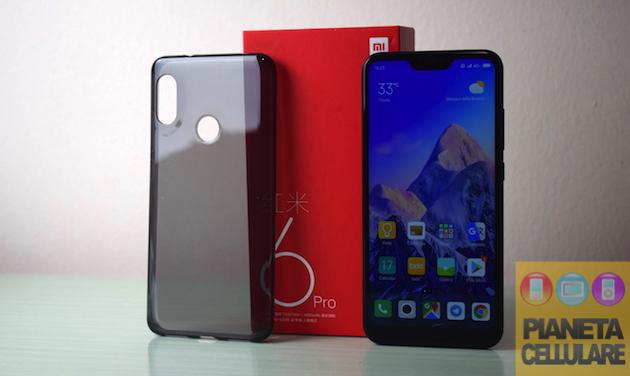 Recensione Xiaomi Redmi 6 Pro, il compatto che mancava