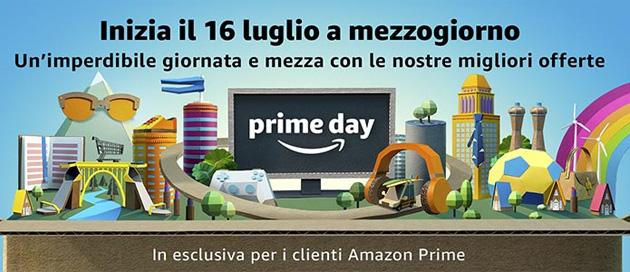 Amazon Prime Day 2018, ecco i prodotti piu' venduti durante le 36 ore di sconti