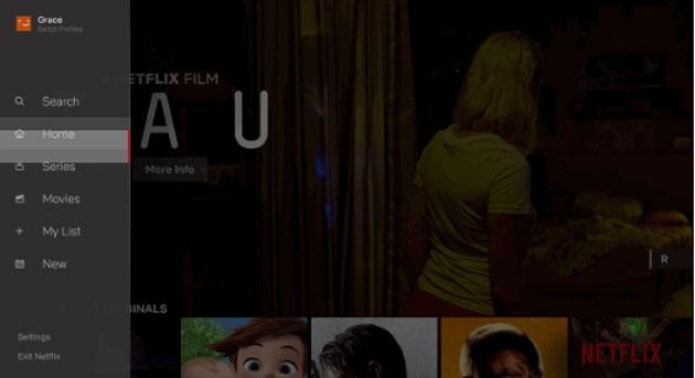 Netflix ridisegna la app per TV, ecco cosa cambia