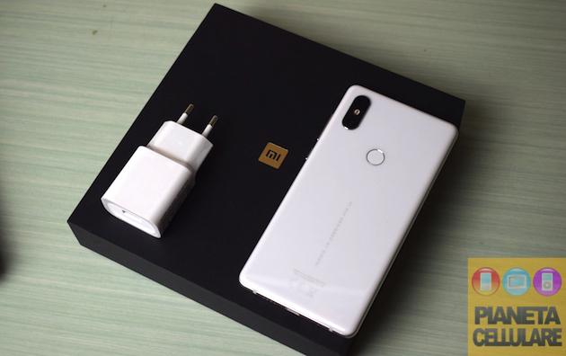 Recensione Xiaomi Mi Mix 2s Internazionale, Best Buy senza Notch