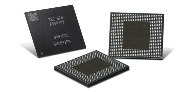 Samsung produce in massa la prima DRAM LPDDR4X da 16Gb a 10nm di 2a generazione