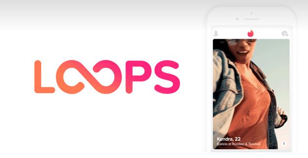 Tinder Loops, immagini animate come foto di profilo