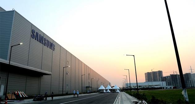 Samsung inaugura la piu' grande fabbrica di smartphone al mondo in India