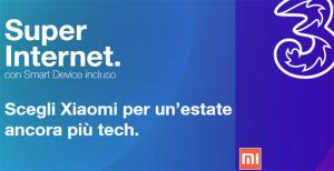 3 Super Internet con Smart Device Xiaomi incluso