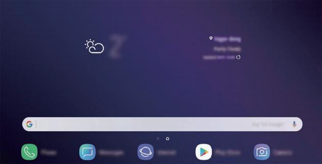 Samsung porta la rotazione della schermata su Galaxy S8 e Note8