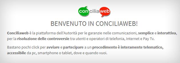 ConciliaWeb fa risolvere le controversie con gli operatori per via telematica