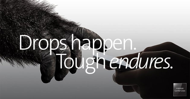 Corning introduce Gorilla Glass 6, protegge per diverse cadute