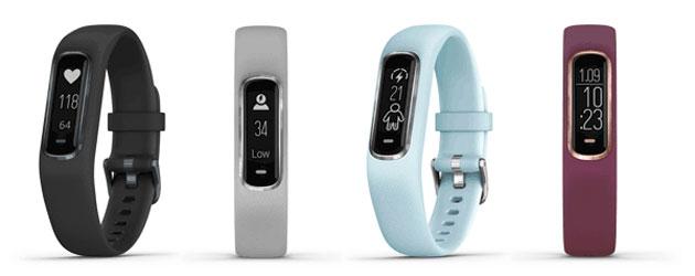 Garmin Vivosmart 4, activity tracker che rileva la saturazione di ossigeno nel sangue