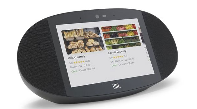 JBL Link View, Smart Display con Google Assistant in Europa da 299 euro