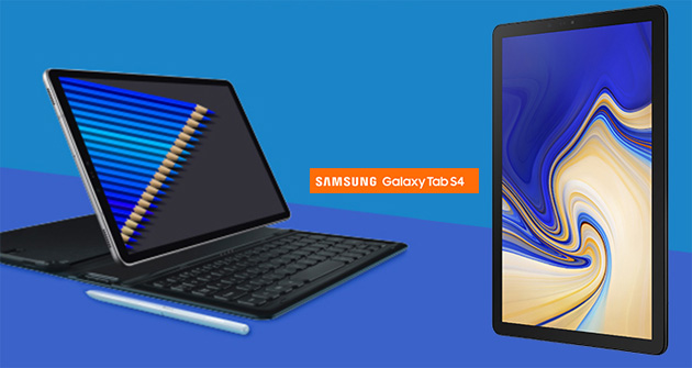Samsung Galaxy Tab S4: Specifiche, Foto, Video, Prezzi in Italia e Confronto con Tab S3