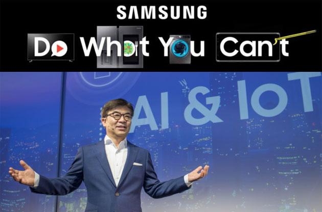 Samsung a IFA 2018: TV QLED 8K, Galaxy Note9, soundbar HW-N950, 5G e tanta IA