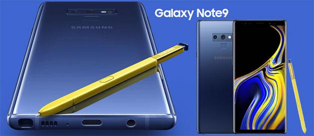 Samsung Galaxy Note9: specifiche, foto, video e prezzi in Italia con preordini aperti, disponibile dal 24 agosto