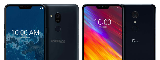LG annuncia G7 Fit e G7 One, primo Android One di LG